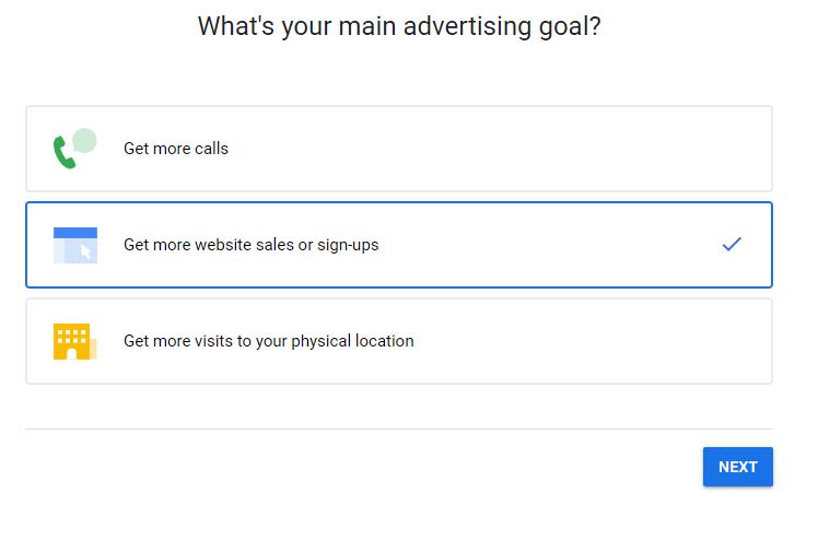 Cách quảng cáo trên Google 02