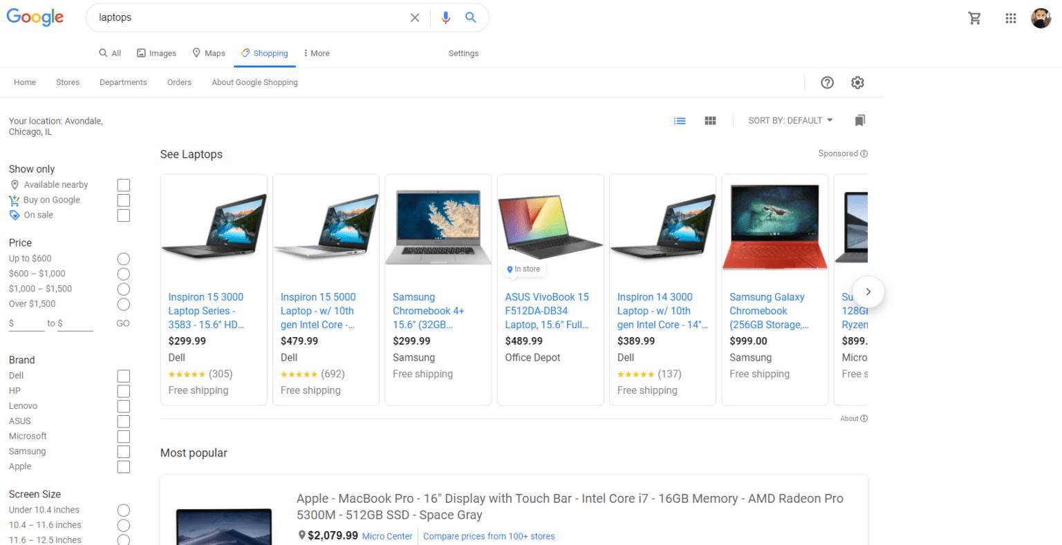 các loại quảng cáo của google 03
