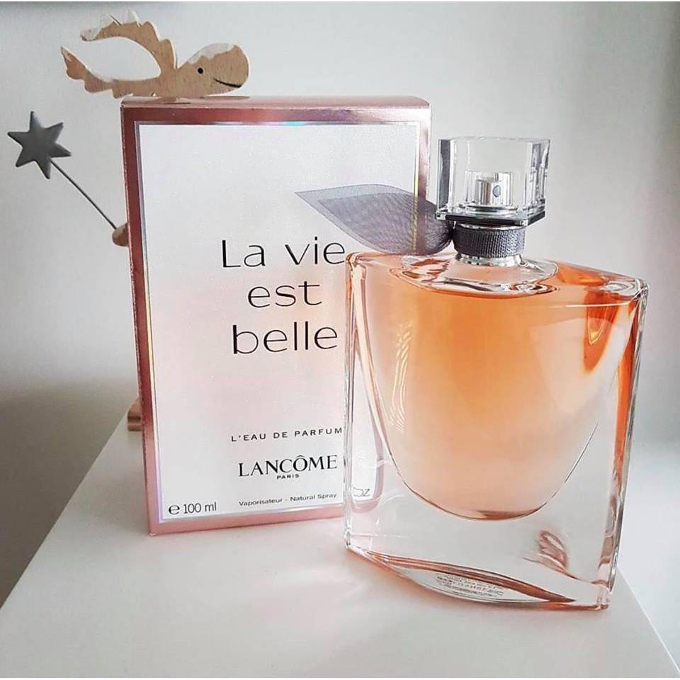 Lancôme - Thương hiệu nước hoa nổi tiếng của Pháp