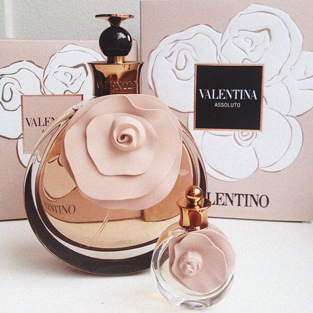 Valentino - Tinh hoa thương hiệu nước hoa nổi tiếng