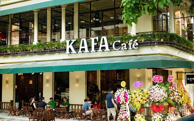Mô hình nhượng quyền thương hiệu cafe đường phố KAFA Cafe
