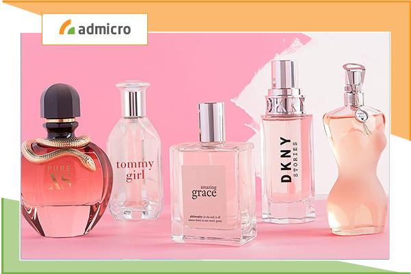 TOP 10 thương hiệu nước hoa nổi tiếng nhất trên toàn cầu