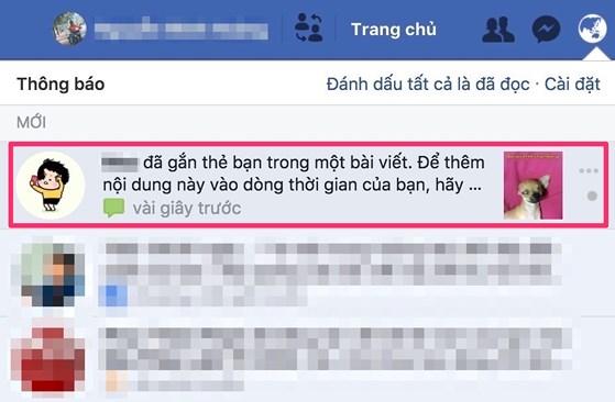 Tag nghĩa là gì trên facebook