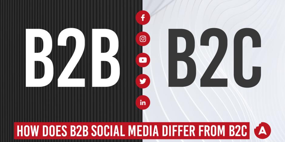 Vậy, sự khác biệt trong cách tiếp cận B2B và B2C trong social media marketing là gì?
